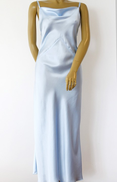 Cowl neck Nightdress